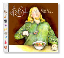 Sing For Your Stew back cover