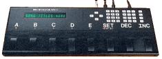 Lake Butler Mitigator MIDI Foot Controller