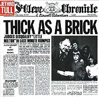 Jethro Tull - This As A Brick